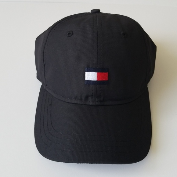 768c410d Tommy Hilfiger Accessories   Black Hat   Poshmark